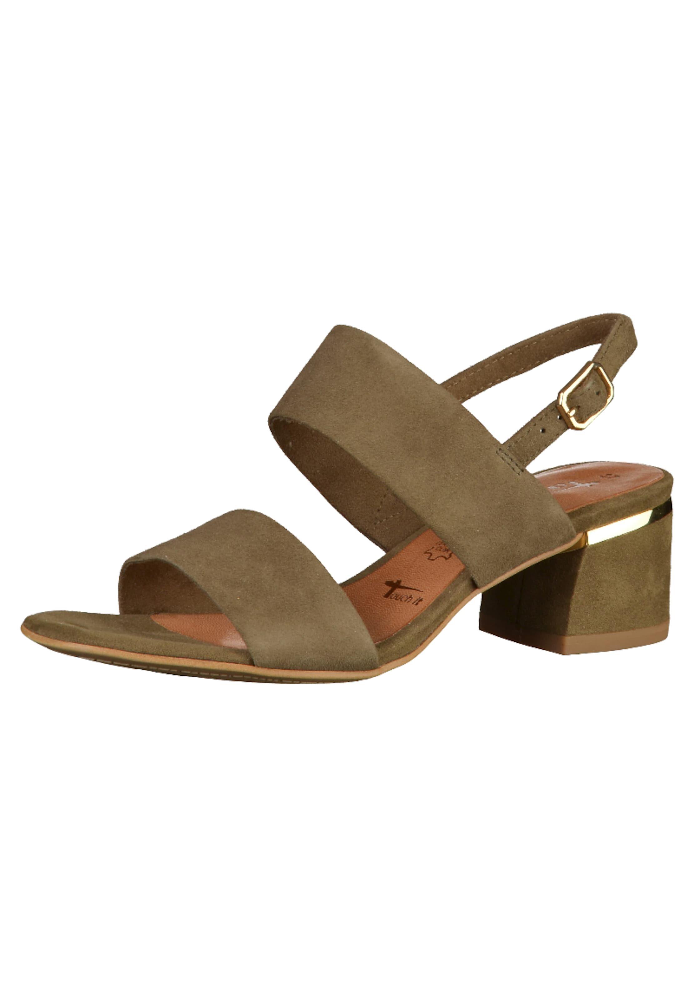 Haltbare Mode billige Schuhe TAMARIS | Sandalen Schuhe Gut getragene Schuhe