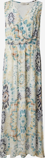 Cream Obleka 'Gemma' | kremna / voda / mešane barve barva, Prikaz izdelka