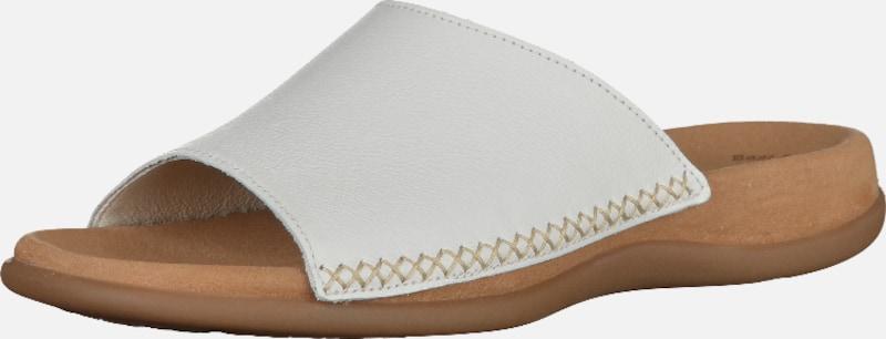 GABOR Pantoletten Leder Billige Herren- und Damenschuhe
