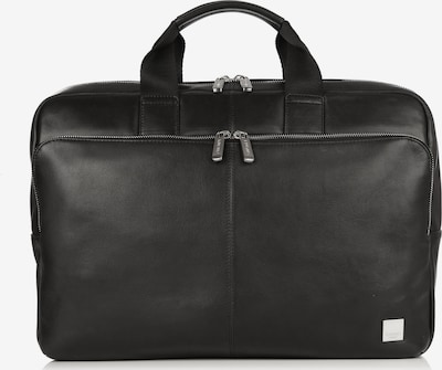KNOMO Aktentasche 'Brompton Classic' in schwarz, Produktansicht