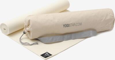 YOGISTAR.COM Yoga-set Starter Edition in perlweiß, Produktansicht
