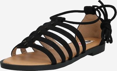 MTNG Sandale 'PALMIRA' in schwarz, Produktansicht