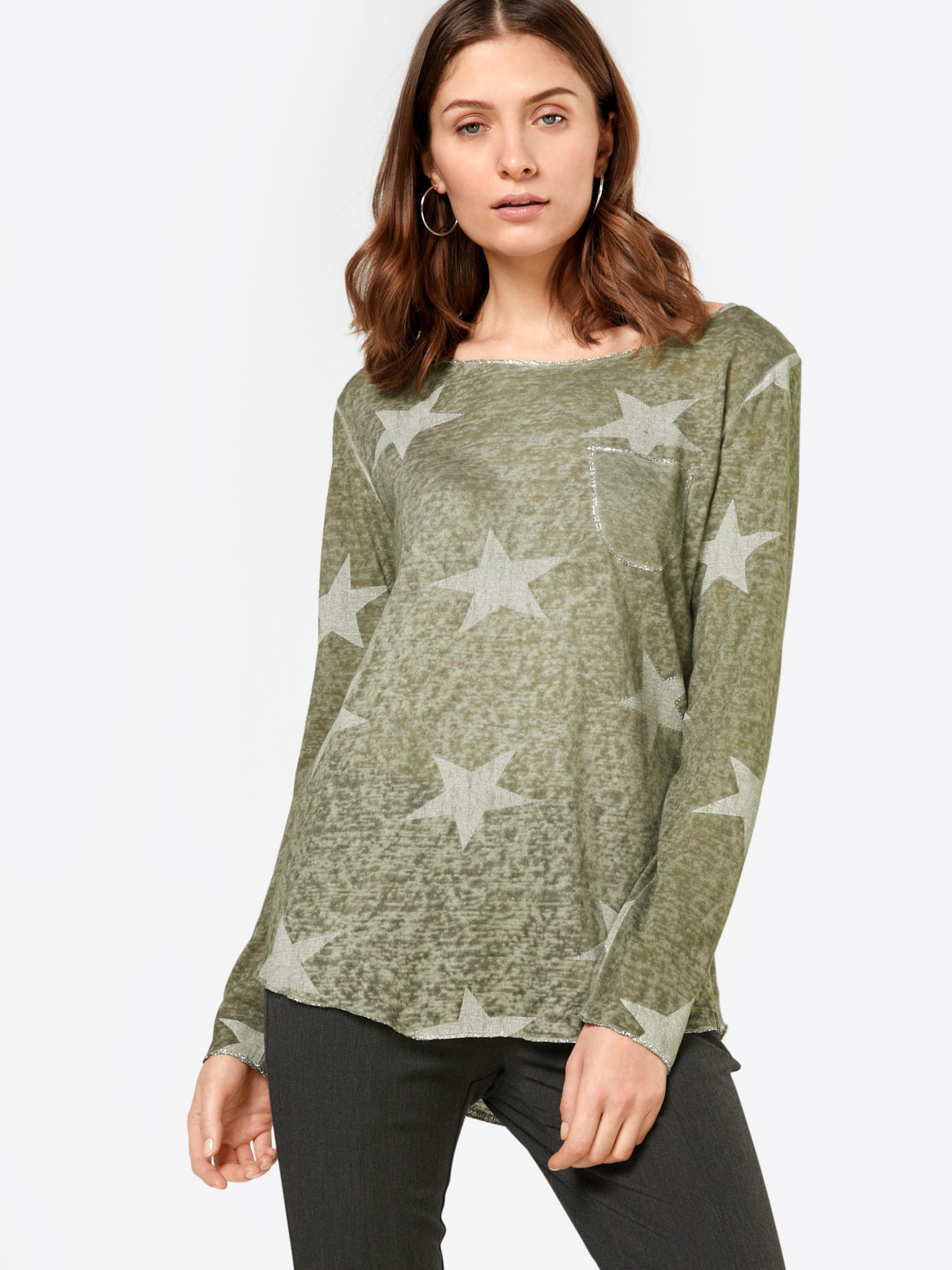 Key Largo round Shirt 'SIRIUS' Freies Verschiffen Bester Platz Billig Verkauf Ebay vlV6HUf