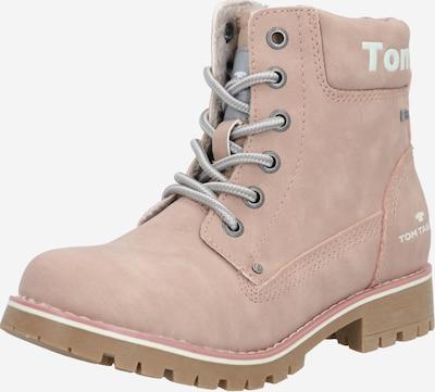 TOM TAILOR Stiefel in hellbraun, Produktansicht