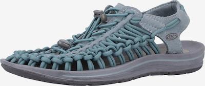 KEEN Sandalen in hellblau, Produktansicht