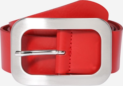 VANZETTI Ledergürtel 4.0cm in rot, Produktansicht
