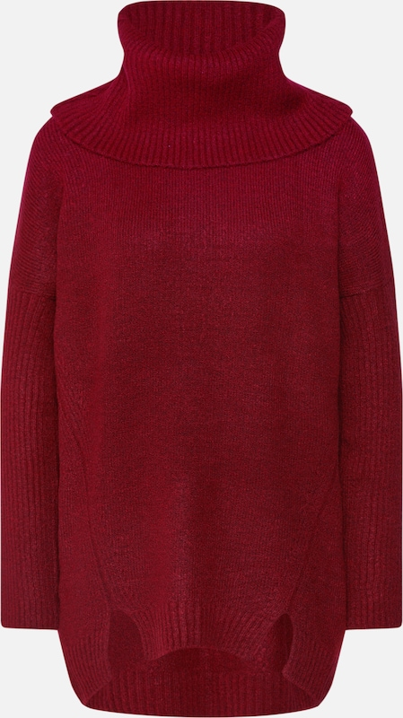 ABOUT YOU Pullover 'Franka' in rot, Produktansicht