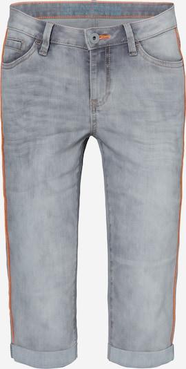 Soccx RO:MY Jeans Bermuda in hellgrau, Produktansicht