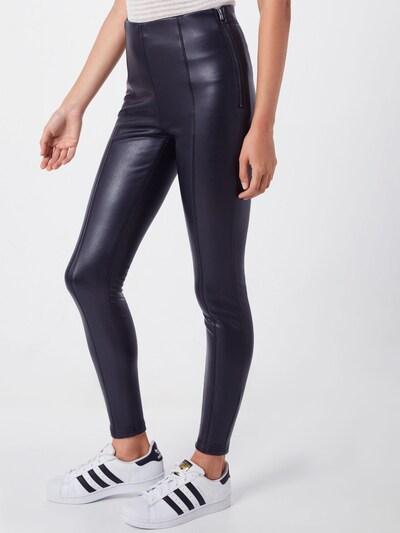 Urban Classics Pantalon en noir, Vue avec modèle