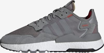 ADIDAS ORIGINALS Sneaker in grau / hellrot / weiß, Produktansicht