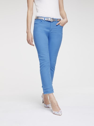 heine Jeans 'Belena' in azur, Modelansicht