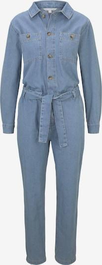 TOM TAILOR DENIM Jumpsuit in blue denim, Produktansicht