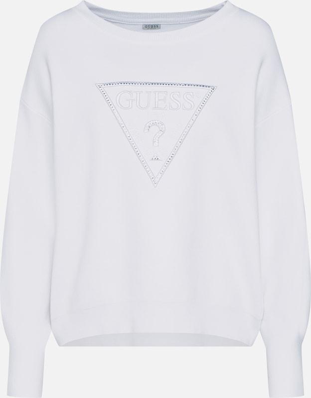 überlegene Leistung zu Füßen bei am besten bewerteten neuesten GUESS Pullover im Shop von ABOUT YOU online kaufen