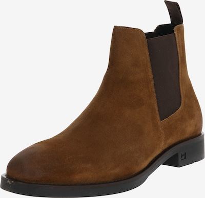 SCOTCH & SODA Chelsea Boots i cognac, Produktvisning