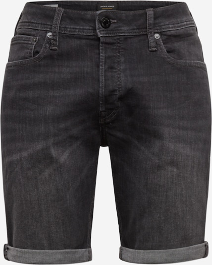 JACK & JONES Jeans 'RICK' in de kleur Black denim, Productweergave