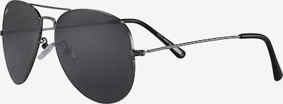 ZIPPO Sonnenbrille Pilot Smoke Flash in schwarz, Produktansicht