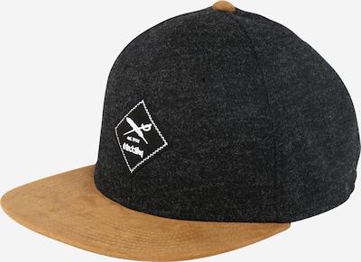 Iriedaily Cap 'Jugga' in karamell / schwarz, Produktansicht