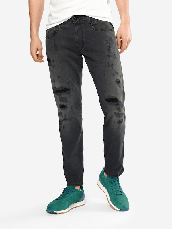 REPLAY Jeans im Used-Style 'Anbass'