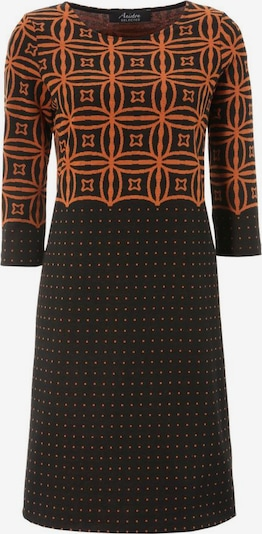 Aniston SELECTED Jerseykleid in orange, Produktansicht