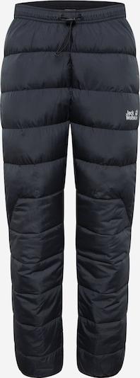 JACK WOLFSKIN Outdoorbroek 'ATMOSPHERE' in de kleur Zwart, Productweergave