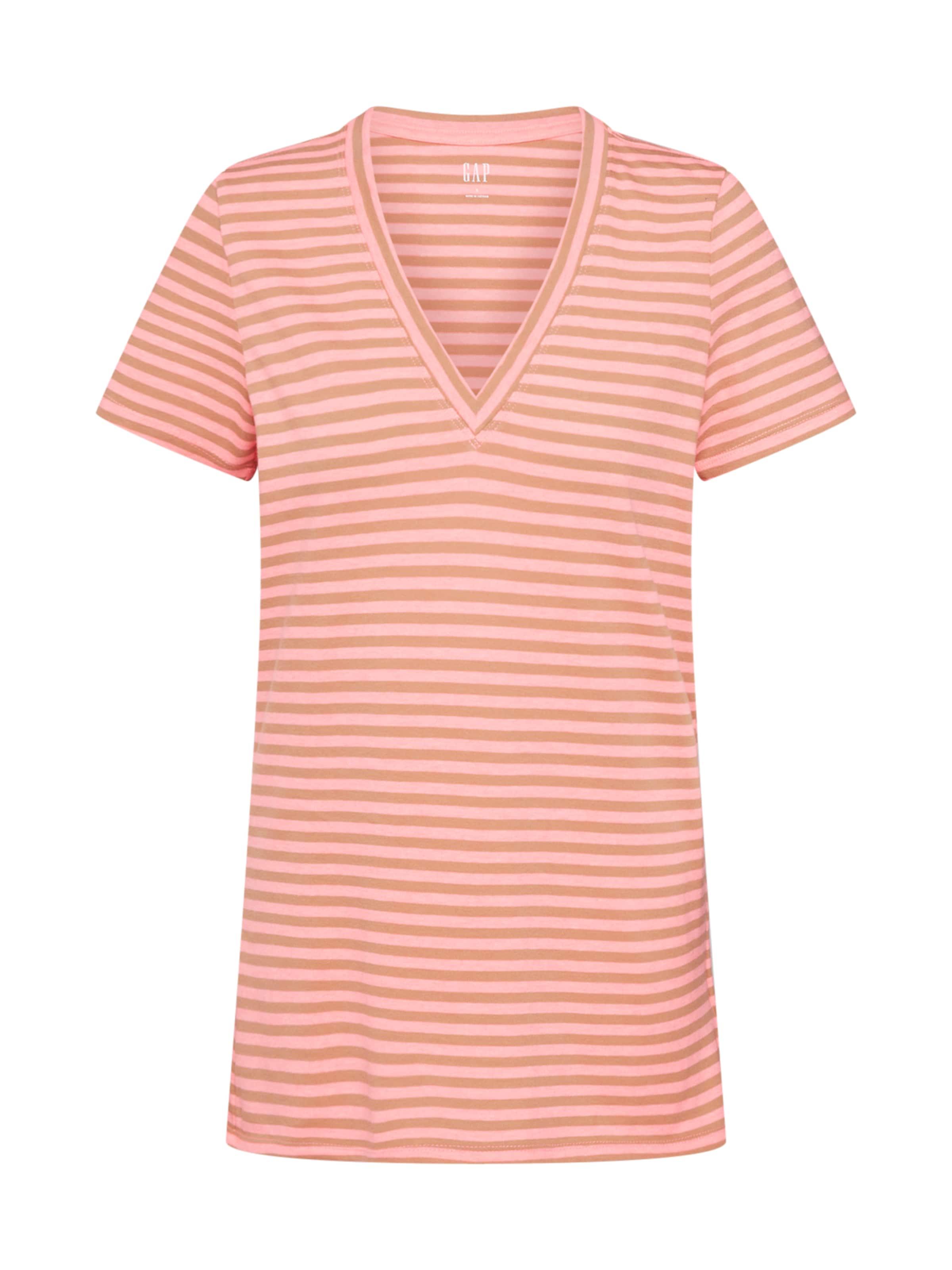 Vint Vnk Gap Str' In Shirt Rib Pink 'ss cTFKJ31l