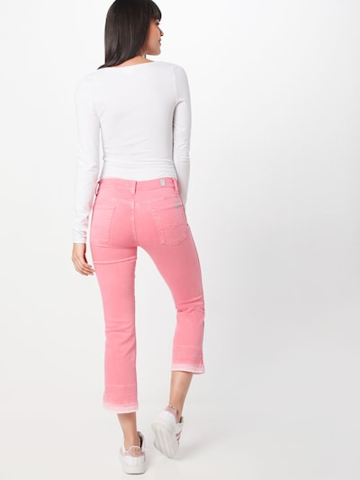 7 for all mankind Jeans in pink: Rückansicht