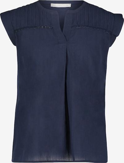 Betty & Co Blusentop in dunkelblau, Produktansicht