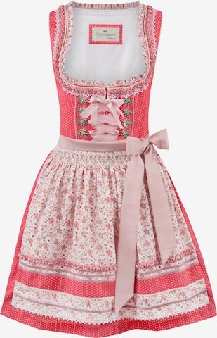 STOCKERPOINT Tirooliseelik 'Lou', värv roosa