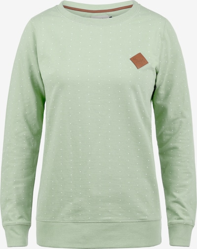 Blend She Sweatshirt 'Polly' in hellgrün, Produktansicht