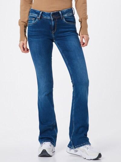 Pepe Jeans Jeans 'NEW PIMLICO' in blue denim, Modelansicht