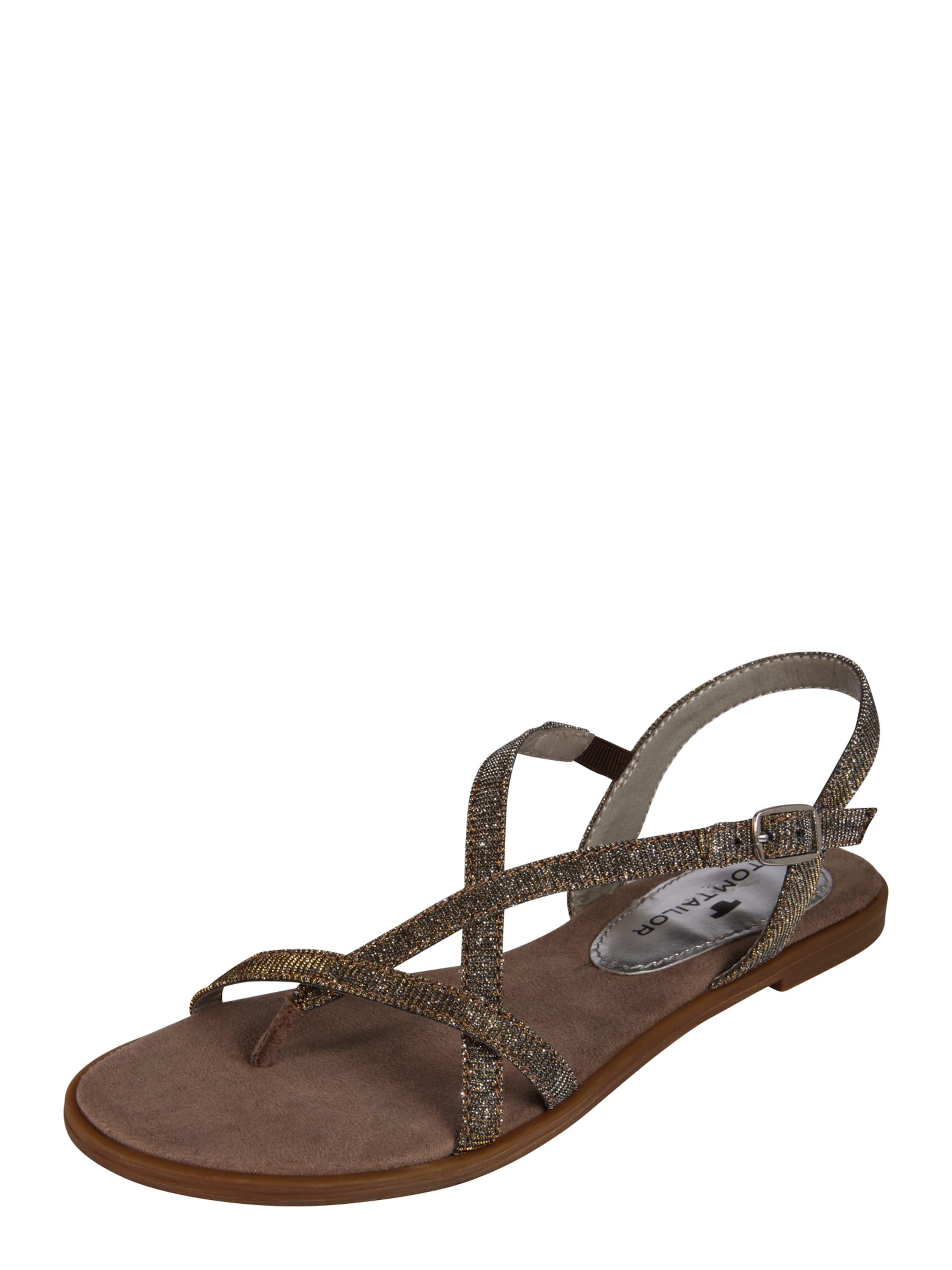 Sandales Sangle Tamaris Avec Bronze « Disco » P2PIPZCj