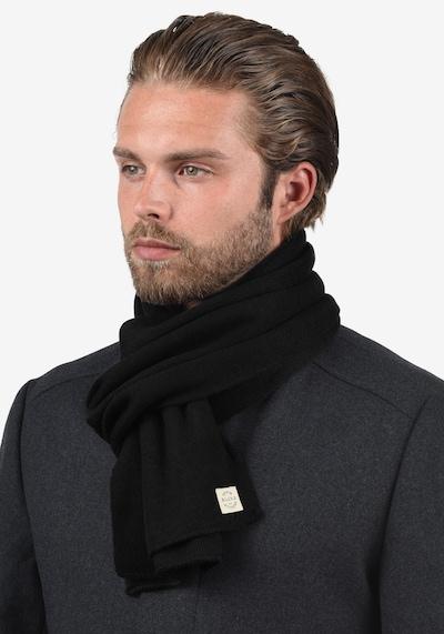 BLEND Strickschal 'Scar' in schwarz, Produktansicht