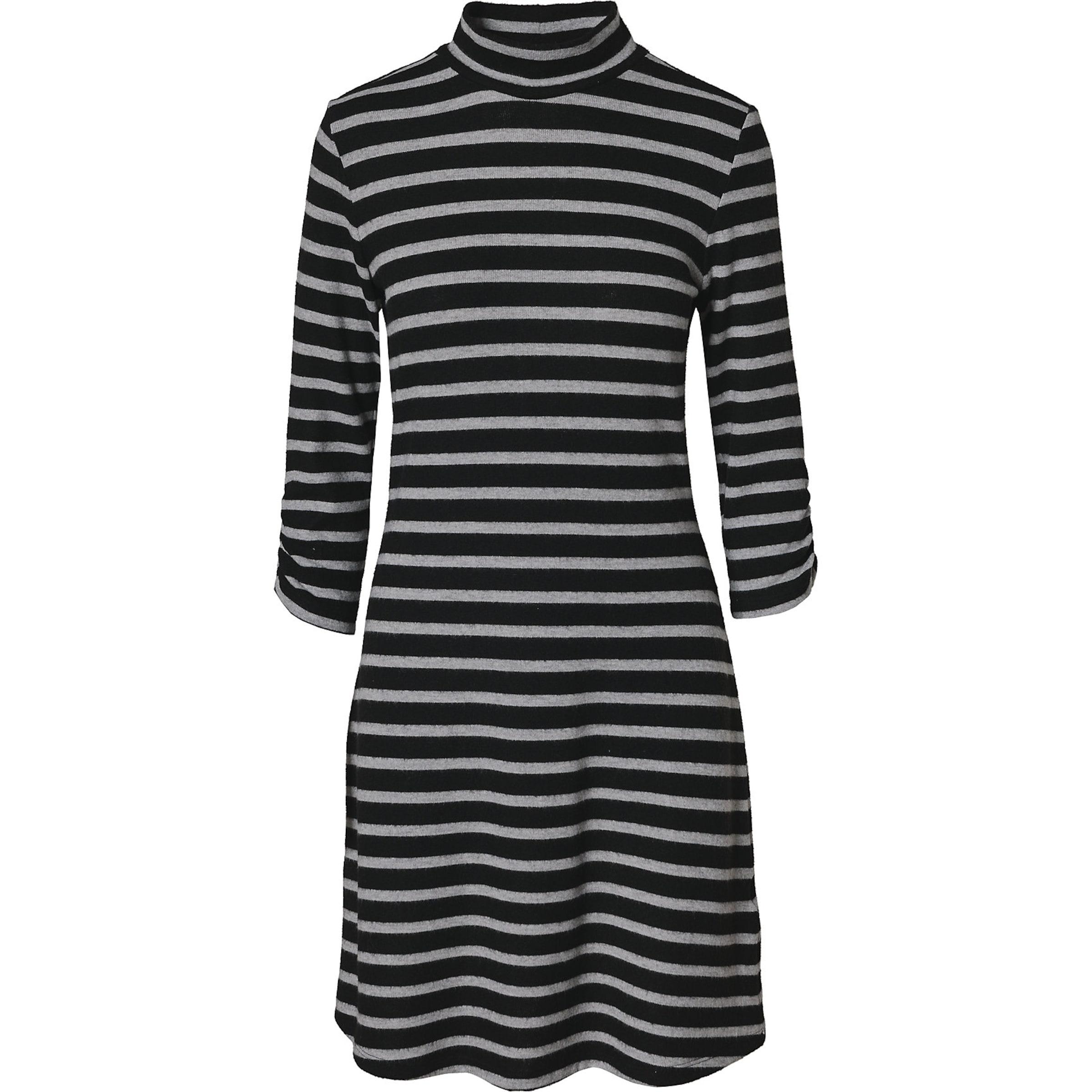 Esprit Edc By In DunkelgrauSchwarz Kleid 2HEDbeW9IY