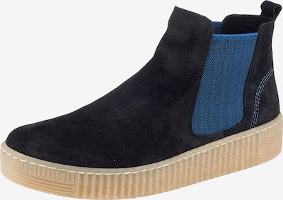 GABOR Chelsea Boots in blau / nachtblau, Produktansicht