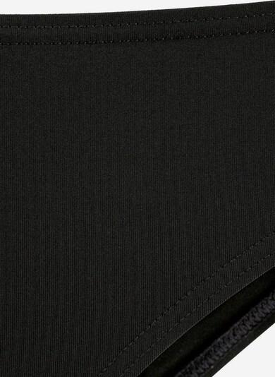 LASCANA Bikini apakšdaļa 'Dressy' melns, Preces skats