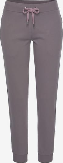 LASCANA ACTIVE Sporthose in taupe, Produktansicht