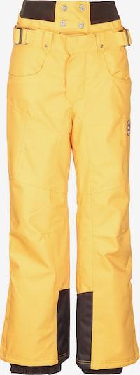 KILLTEC Skihose 'Kaiso' in gelb / schwarz, Produktansicht