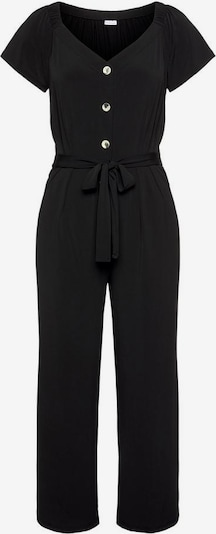 LASCANA Jumpsuit in Black, Item view