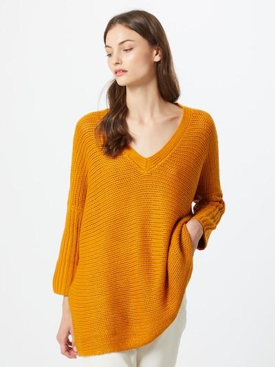 Noisy may Pullover 'Vera' in goldgelb, Modelansicht