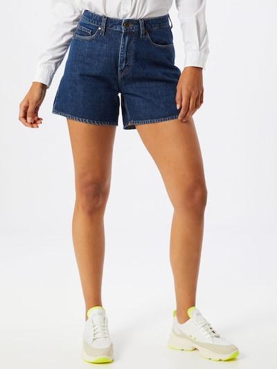 Tiger of Sweden Shorts 'MINA' in blue denim, Modelansicht