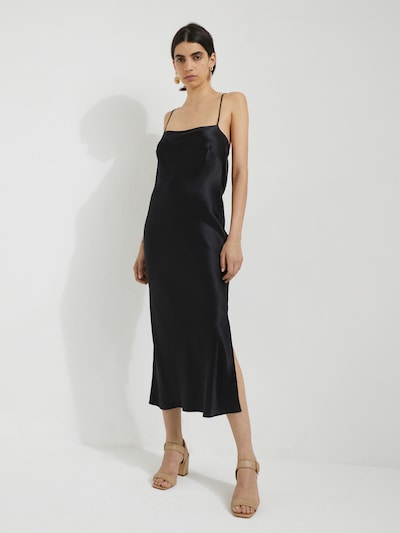 EDITED Kleid  'Brylee' in schwarz, Modelansicht