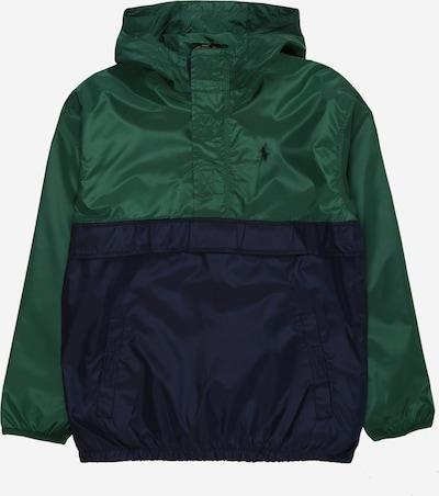 POLO RALPH LAUREN Prehodna jakna | temno zelena barva, Prikaz izdelka