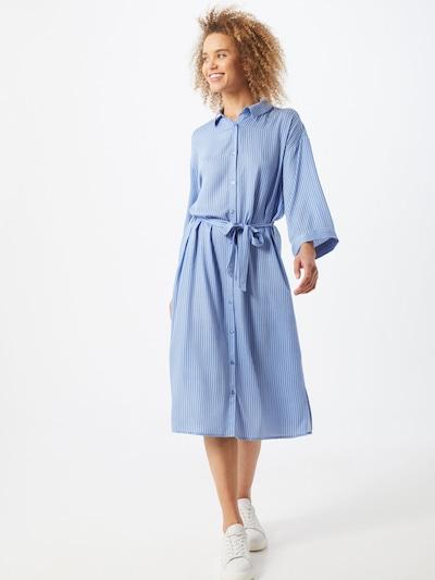 modström Kleid 'Bea' in blau, Modelansicht