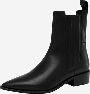 EDITED Ankle Boots 'Alwa' in Black
