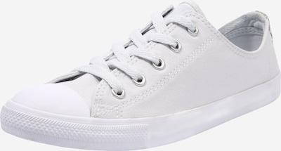 CONVERSE Sneaker 'CHUCK TAYLOR ALL STAR DAINTY' in silber / white denim, Produktansicht