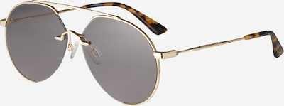 McQ Alexander McQueen Saulesbrilles 'MQ0263S' pieejami Zelts / melns, Preces skats