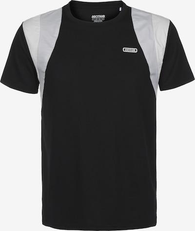 ASICS SportStyle T-Shirt ' Sportswear ' in grau / schwarz, Produktansicht