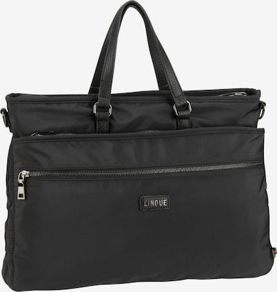 CINQUE Aktentasche ' Il Nero 30231 ' in schwarz, Produktansicht