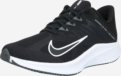 NIKE Buty do biegania 'QUEST 3' w kolorze czarny / białym, Podgląd produktu
