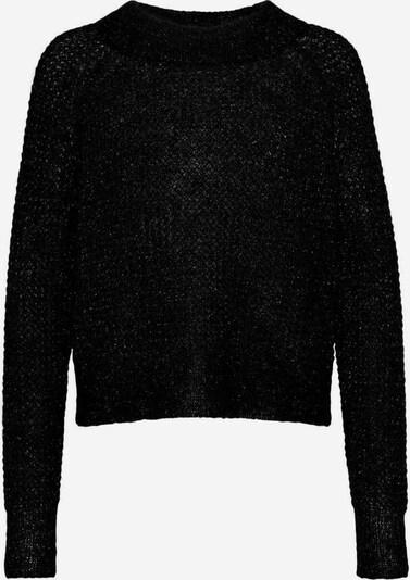 OPUS Rundhalspullover in schwarz, Produktansicht